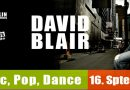 David Blair – Acoustic, Pop, Dance Konzert
