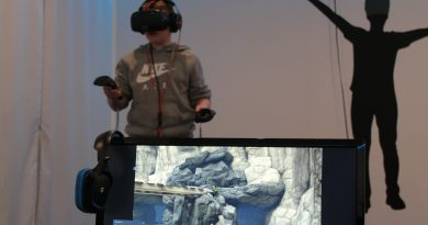Langeweile ade – Virtuelle Welten im Holocade Göttingen